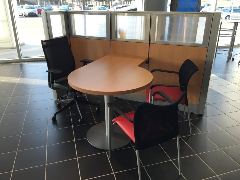 The Wells Group Toyota Dealership Furniture Toyota